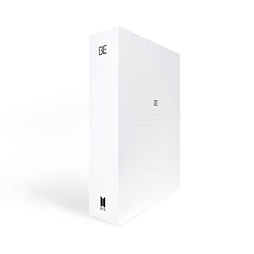 Big Hit Entertainment [WEVERSE Shop Pre-Order Benefit] BTS Bangtan Boys - BE Deluxe Edition Album+On Pack Poster+Extra Hologram Photocards Set