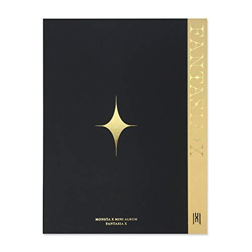 MONSTA X Mini Album - Fantasia X [ 1 ver. ] CD + Photobook + Photocard + Sticker + FREE GIFT / K-pop Sealed
