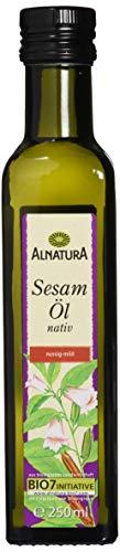 Alnatura Bio Sesamöl nativ, 250ml