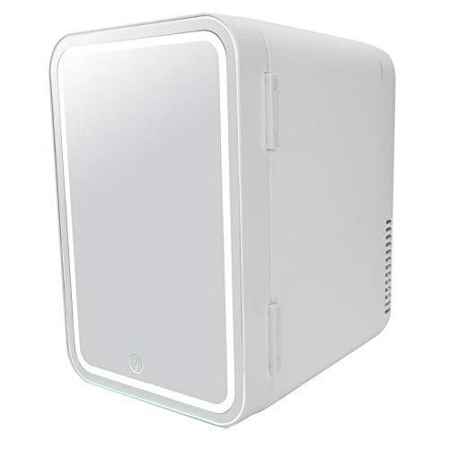 Redxiao Mini-Autokühlschrank, Make-up-Kühlschrank, 8-Liter-Elektrokühler Kosmetikkühlschrank Aufbewahrung von Kosmetika für das Haus Protect Cosmetics Car