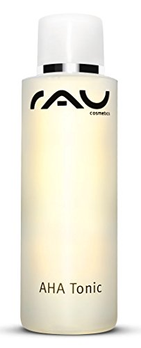 RAU AHA Tonic (1 x 200 ml) - Gesichtswasser mit Weißem Tee und Milden Fruchtsäuren
