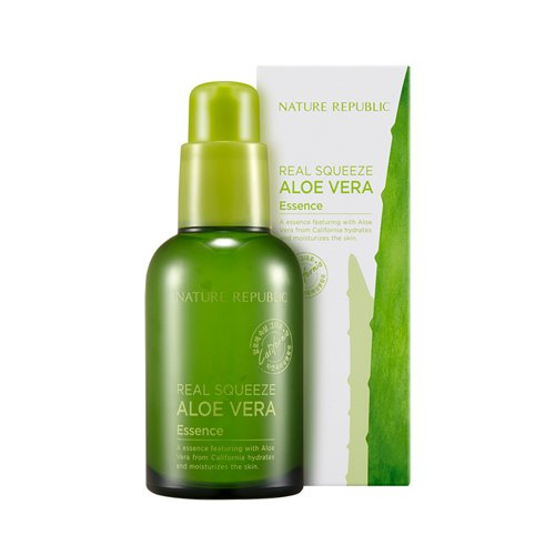 [Nature Republic] Real Squeeze Aloe Vera Essence 50ml