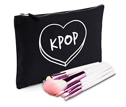 Sanfran KPop K-Pop Boy Band Teen Fangirl Make-up-Tasche