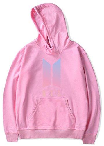 SERAPHY Damen Kapuzenpullover Hoodies Winter Warme Jumper für Frauen und Männer Mode KPOP Sweatshirt
