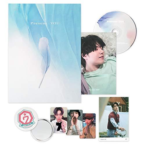 GOT7 Album - [ PRESENT : YOU ] CD + Photobook + Photocard + Postcard + FREE GIFT / K-Pop Sealed