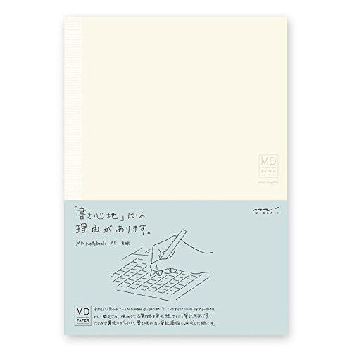 Midori MD Notebook - A5 Grid Paper by Midori