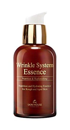 THE SKIN HOUSE Wrinkle System Essence 50ml - Konzentrierte Anti-Aging-Essenz - HERGESTELLT IN KOREA