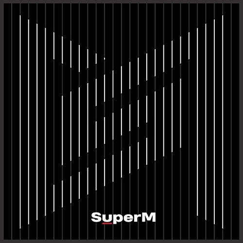 Superm the 1st Mini Album 'Superm' (United Ver.)