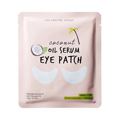 [Too Cool for School] Coconut Oil Serum Eye Patch 5.5g