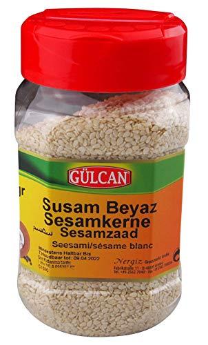 Gülcan- Sesam geschält - Susam - Sesamkerne (200g)