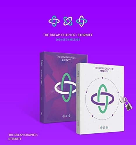 Big hit Entertainment TXT – The Dream Chapter Eternity Album + gefaltetes Poster + extra Fotokarten-Set Port Version