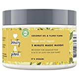 Love Beauty And Planet Hope & Repair Haarmaske, für geschädigtes Haar Coconut Oil & Ylang Ylang Flower silikonfrei, 1 Stück (300 ml)