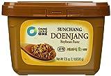 Korean Sunchang Sauce Paste - 500g (Pack of 2) (Doenjang Soybean Paste) by Sunchang