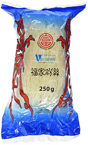 Diamond Glasnudeln, lang, Lungkou Vermicelli, 250 g