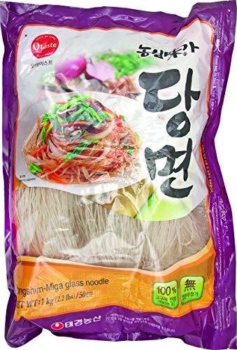 Nong Shim Glasnudeln, aus Süsskartoffeln (Dangmyon), 1er Pack (1 x 1 kg)
