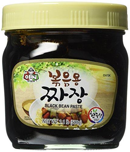 Assi - Schwarze Bohnen Paste - 500g