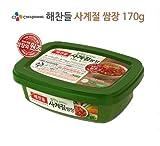 [Haechandeul] Korean Sojabohnenpaste gemischt mit roter Paprika Paste 170G Ssamjang