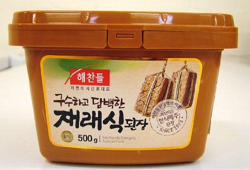 HCD Koreanische Sojabohnenpaste 500g