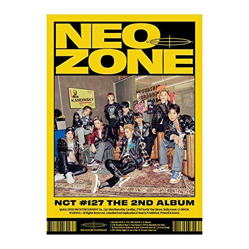 Second Album Nct #127..