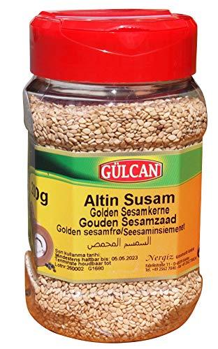Gülcan - Sesam geröstet (golden) - Altin Susam (200g)
