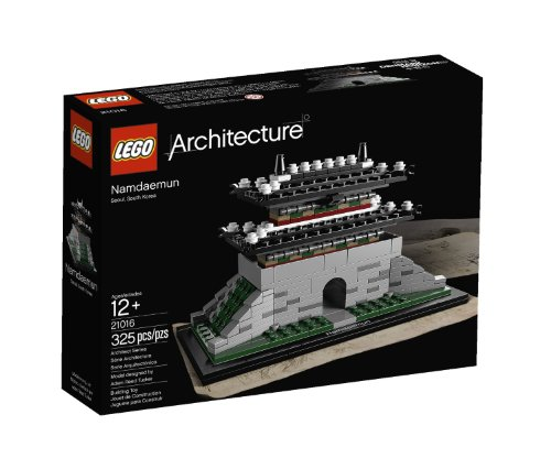 LEGO Architecture 21016 - Baukasten, Sungnyemun
