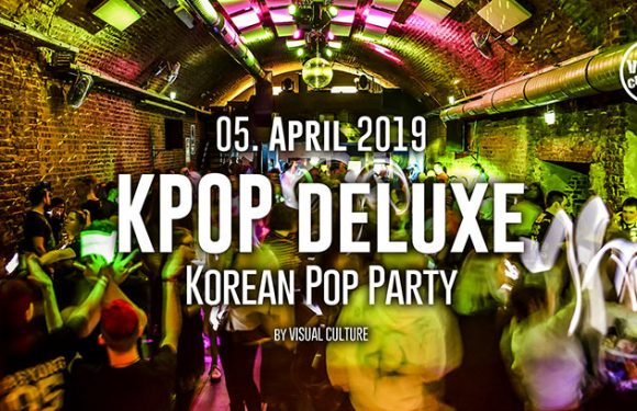 Kabuki x KPOP deluxe – JROCK & KPOP Party Freitag, 05. April 2019