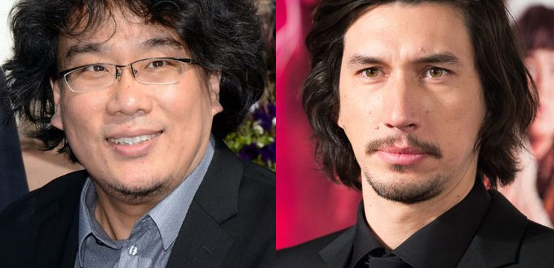 Bong Joonho trifft bei den BAFTAs auf Adam Driver
