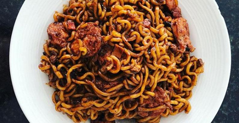 Jjapaguri – das Instant-Gericht aus Parasite
