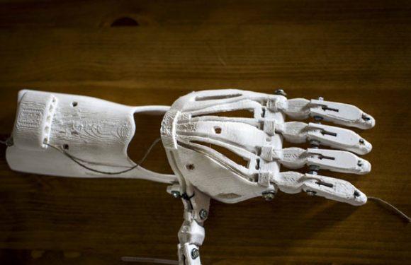 Medizinisches Equipment aus dem 3D-Drucker