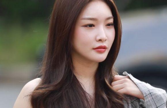 Chungha klärt aktuelle Gerüchte wegen Corona auf