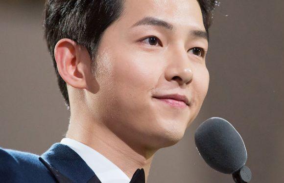 Song Joongki in Selbst-Quarantäne – er ist gesund!