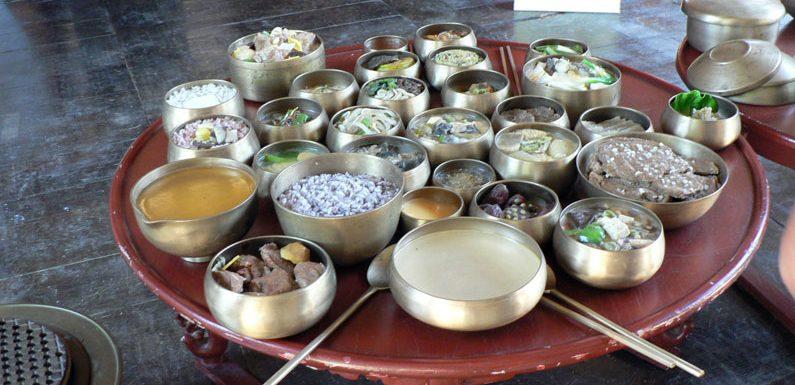Surasang – die koreanische Royal Cuisine