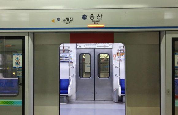 U-Bahn Durchsage rührt Pendler in Seoul zu Tränen