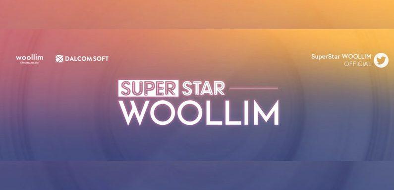 SuperStar WOOLLIM nun gelauncht