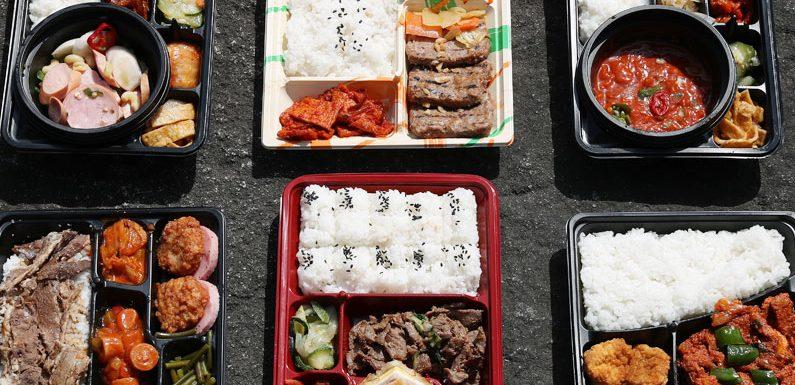 Dosirak – Das koreanische Bento-Pendant