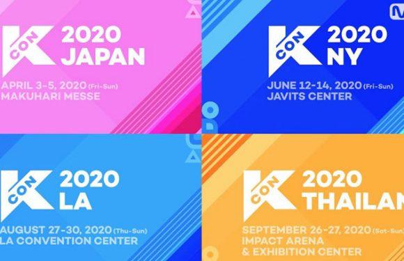 KCON 2020 wird zum Online-Konzert
