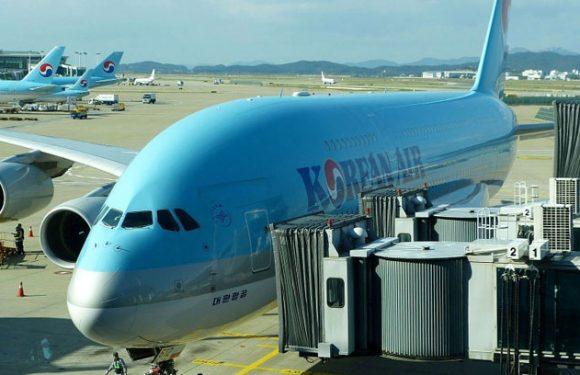 Korean Air nimmt ab Juni den Flugverkehr wieder auf