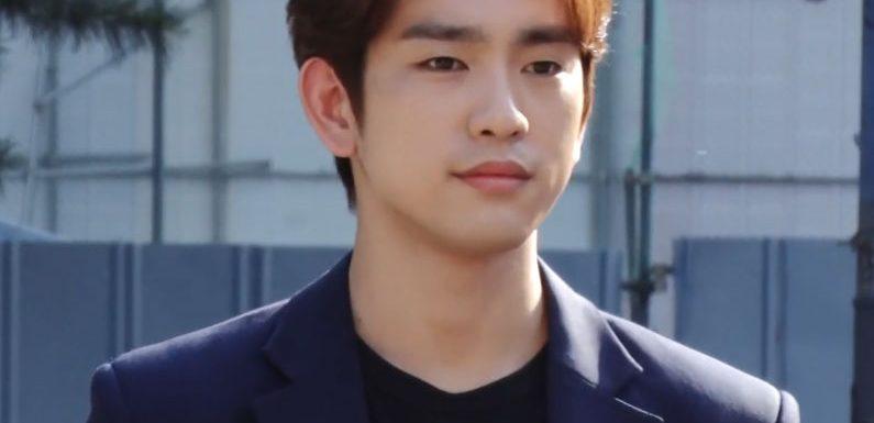 Park Jinyoung nimmt womöglich bald eine neue Rolle an