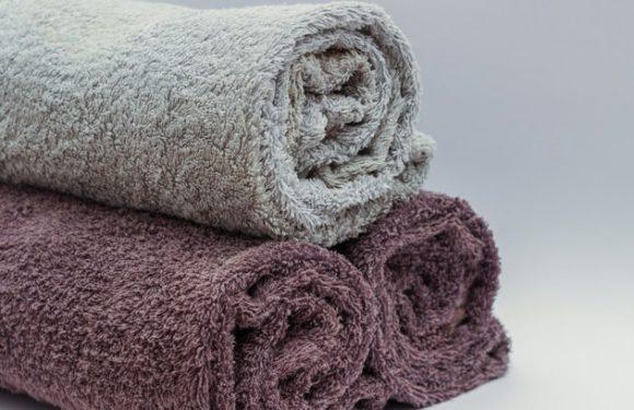 Sollte man Handtücher zum Gesicht abtrocken nutzen?