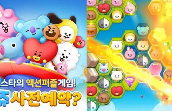 2 neue BTS Handy Games: UNO Mobile Game & HELLO BT21