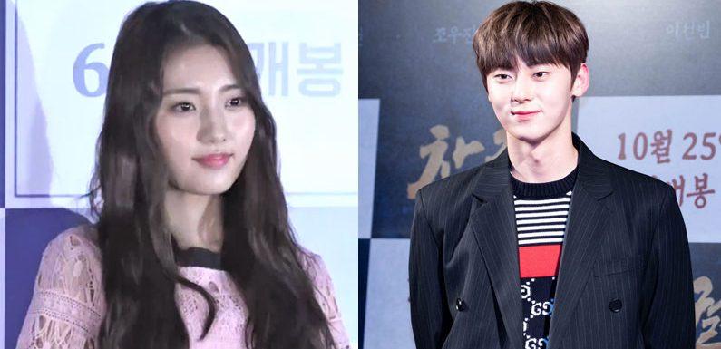 Hwang Minhyun & Jung Dabin werden für JTBC zum Paar