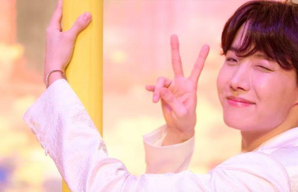BTS' J-Hope hat zum Childrens Day 100 Mio. Won gespendet
