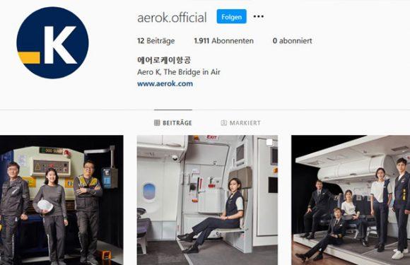 Aero K Airline bringt geschlechtslose Uniform zum Einsatz