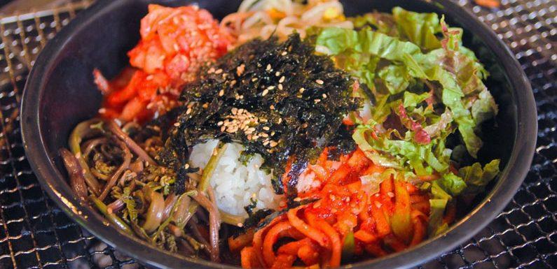 Was kann man Vegetarisches in der koreanischen Küche essen?