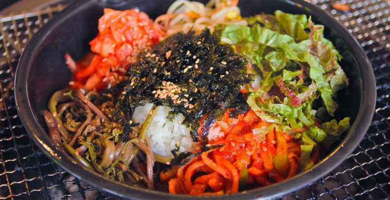 Vegetarisch-in-Korea