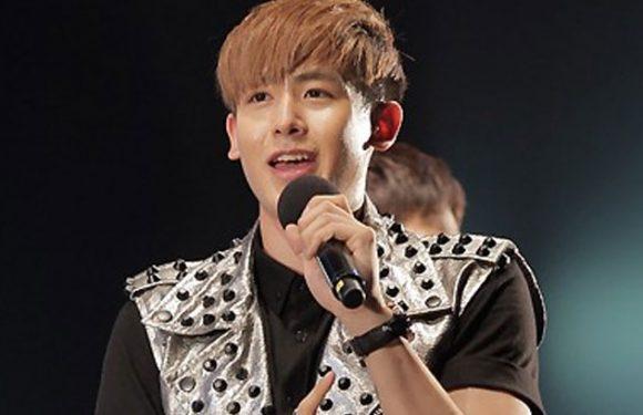2PM's Nichkhun hat derzeit mit einem Stalker zu kämpfen