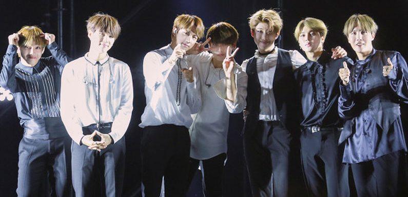 BTS: Die einzige KPOP Band, die diesen Musikshow-Erfolg innehat