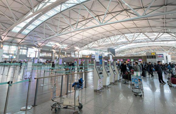 Neue Roboter sind am Incheon Airport im Einsatz