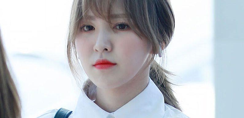 Kurzes Update zu Red Velvet's Wendy: Wir werden sie sehen!