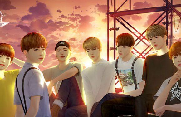 Netmarble veröffentlicht offiziellen Trailer für BTS Universe Story
